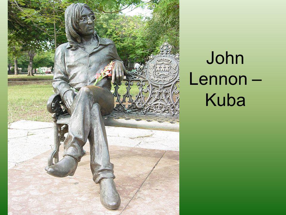 John Lennon – Kuba