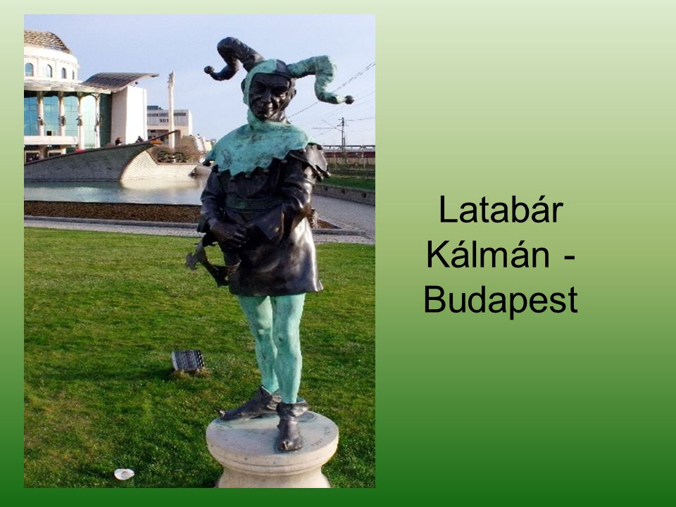 Latabár Kálmán - Budapest