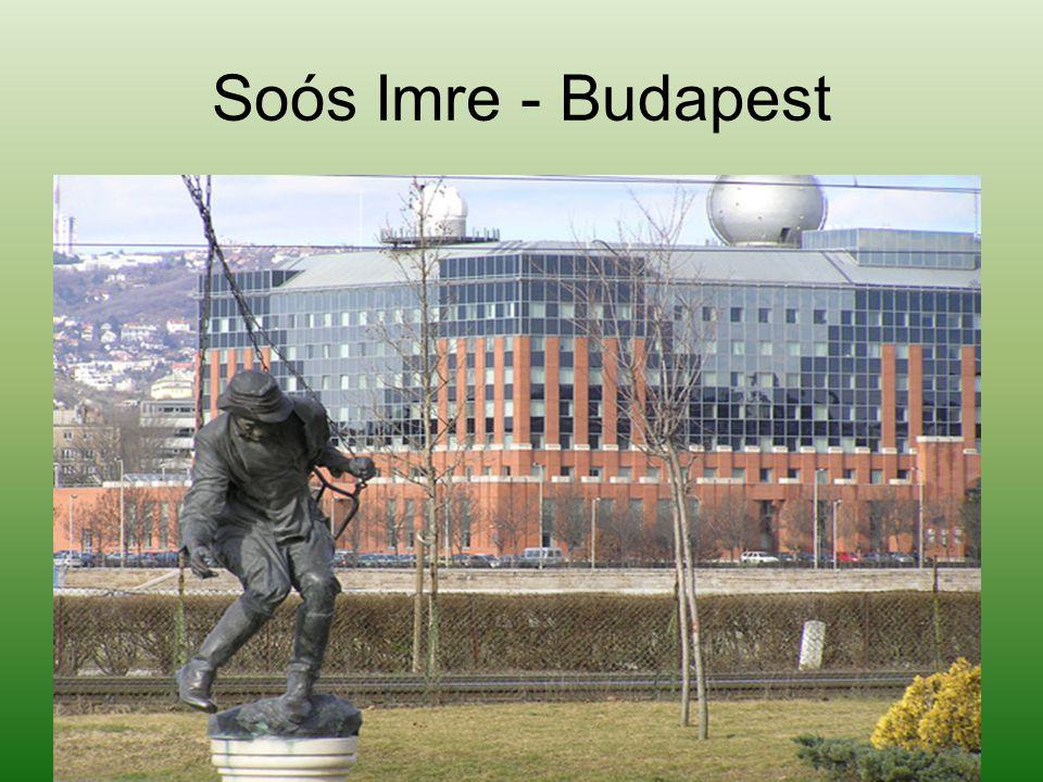 Soós Imre - Budapest