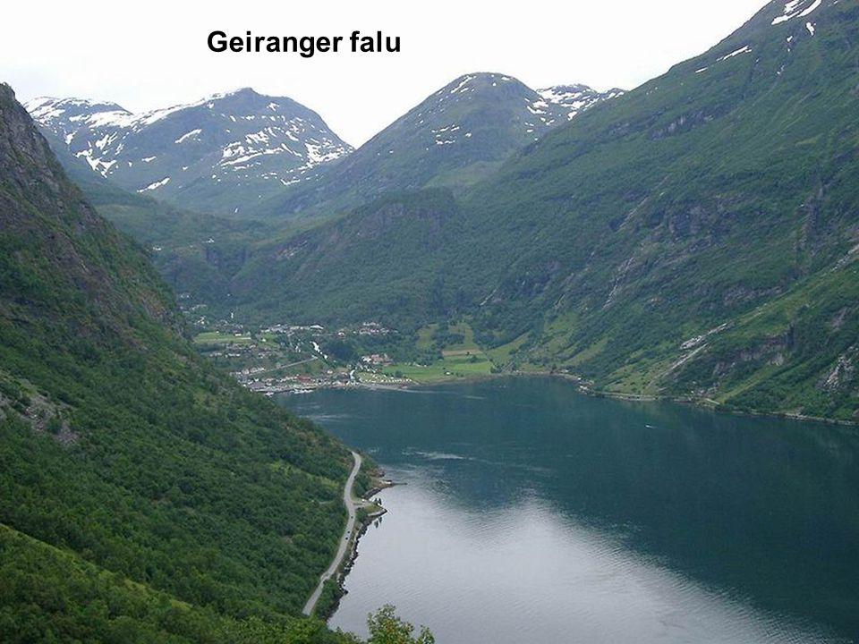 Geiranger falu