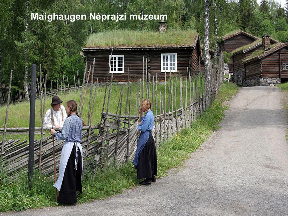 Maighaugen Néprajzi múzeum