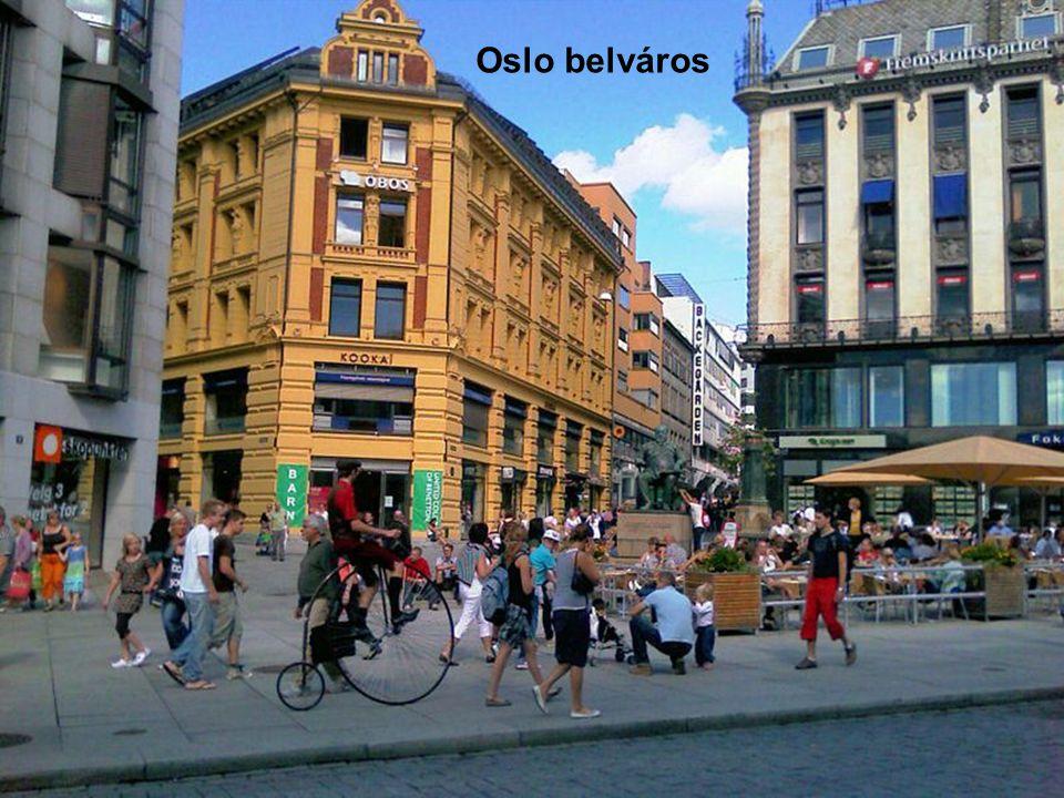 Oslo belváros