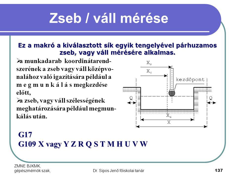 Dr. Sipos Jenő főiskolai tanár