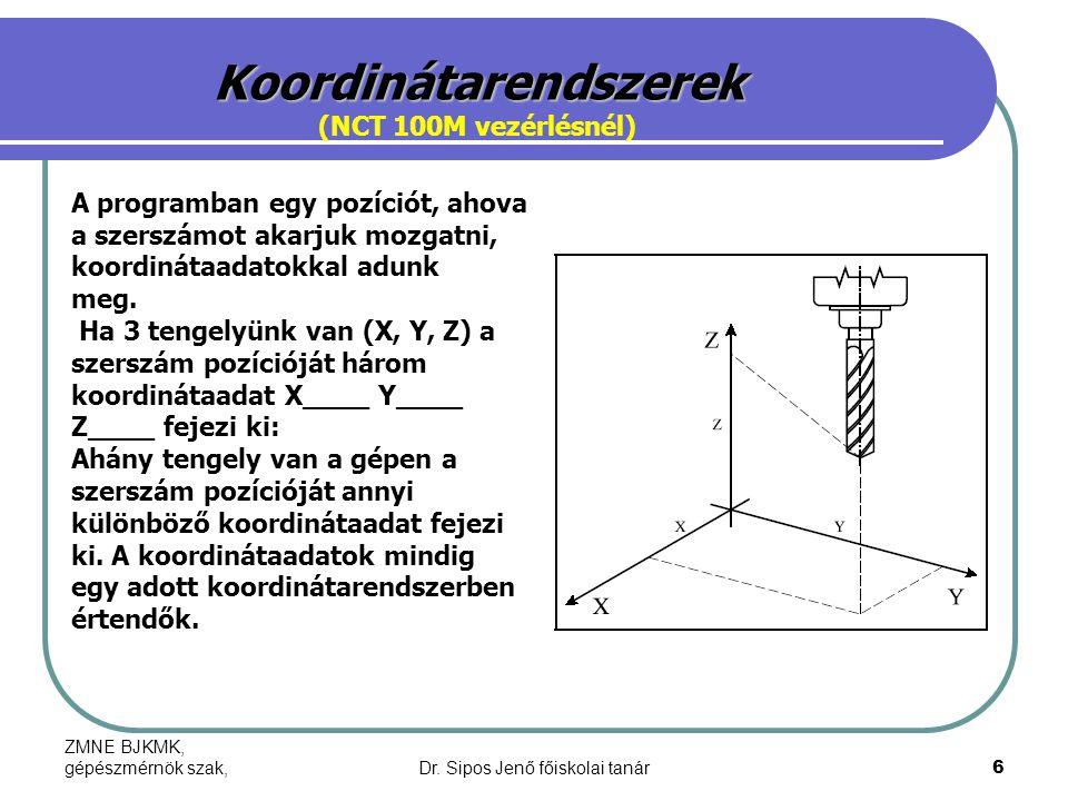 Koordinátarendszerek