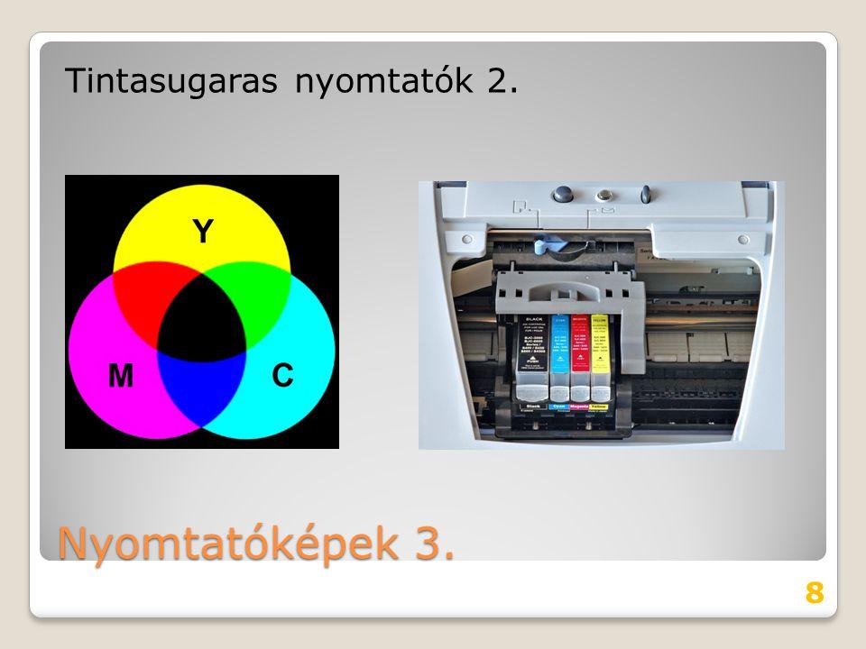 Tintasugaras nyomtatók 2.