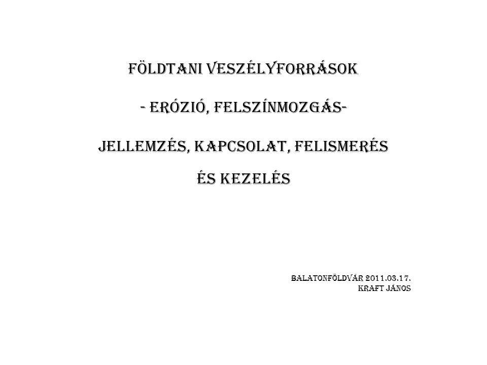 BALATONFÖLDVÁR 2011.03.17. KRAFT JÁNOS