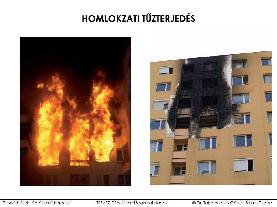 HOMLOKZATI TŰZTERJEDÉS
