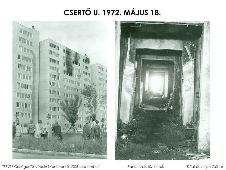 CSERTŐ U. 1972. MÁJUS 18.