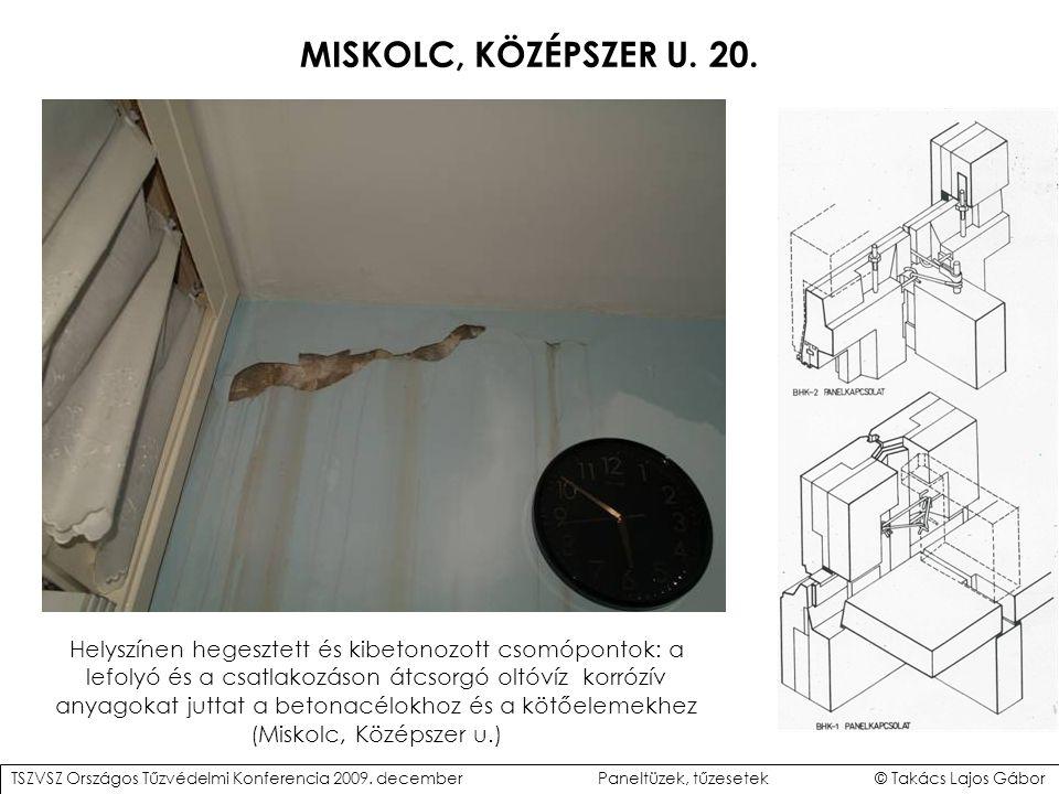 MISKOLC, KÖZÉPSZER U. 20.