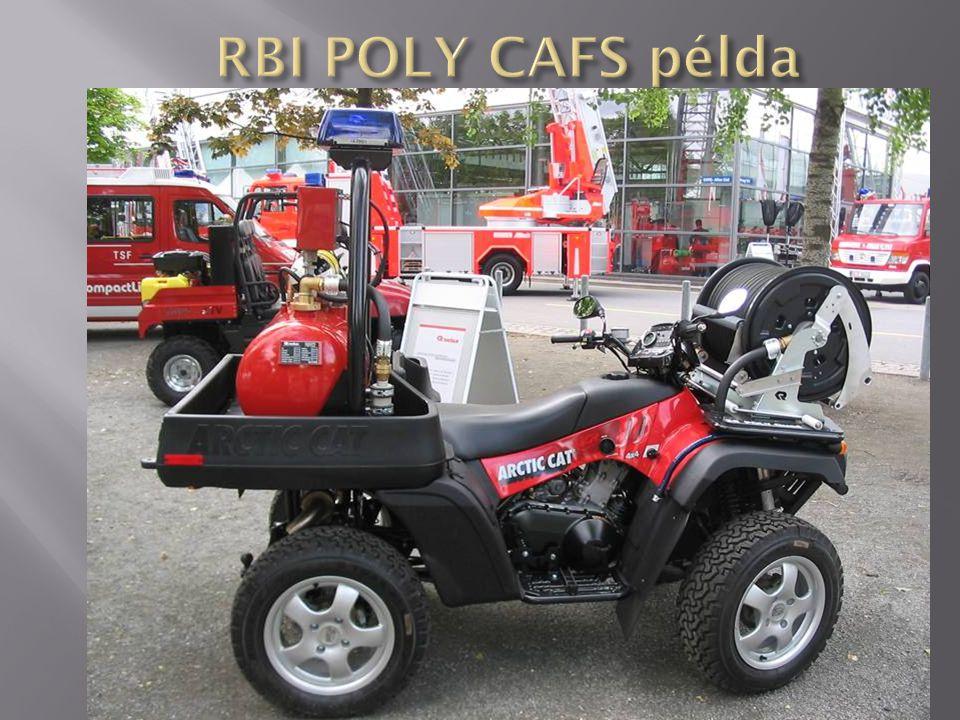 RBI POLY CAFS példa