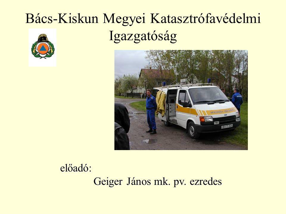 Bács-Kiskun Megyei Katasztrófavédelmi Igazgatóság
