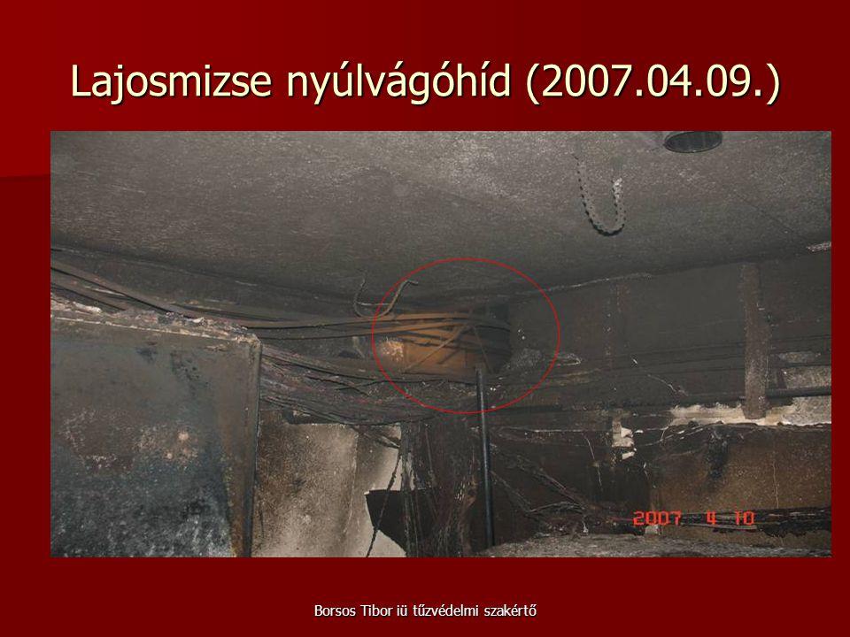 Lajosmizse nyúlvágóhíd (2007.04.09.)