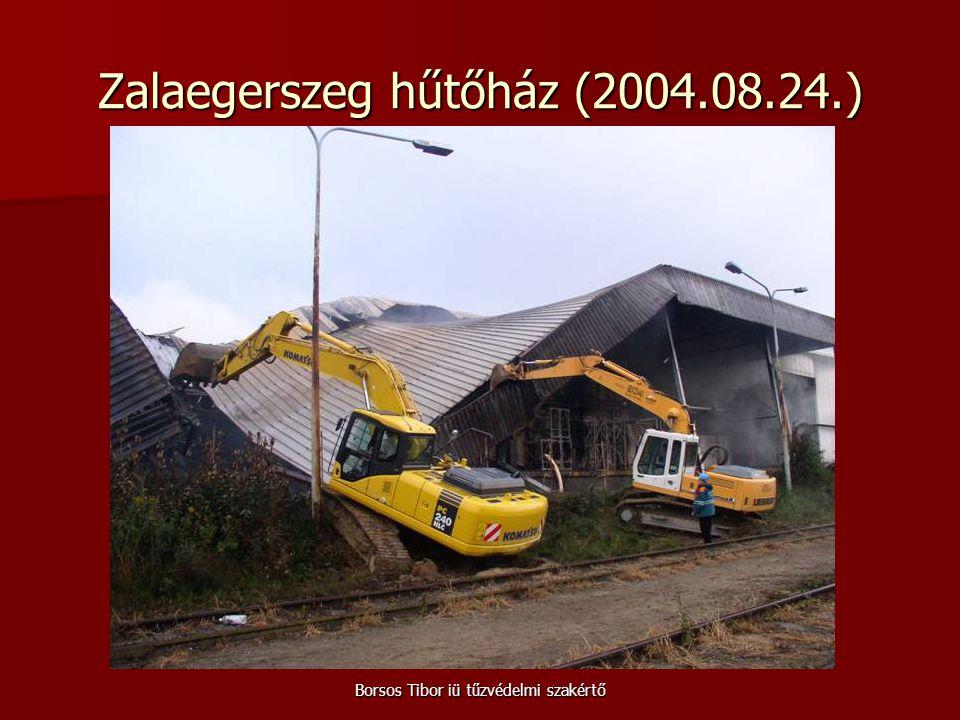 Zalaegerszeg hűtőház (2004.08.24.)