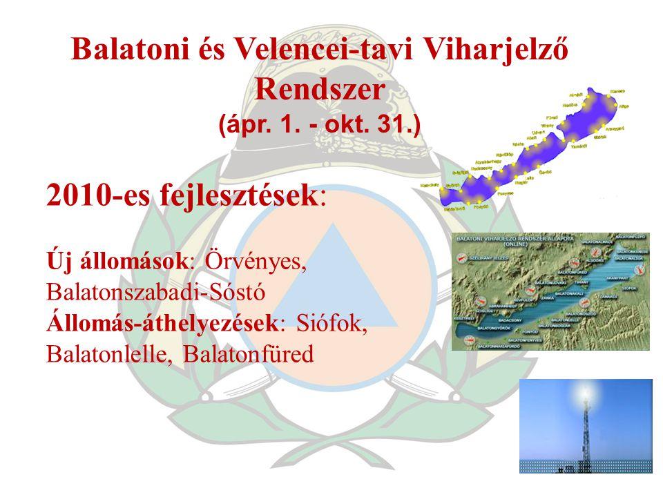 Balatoni és Velencei-tavi Viharjelző Rendszer