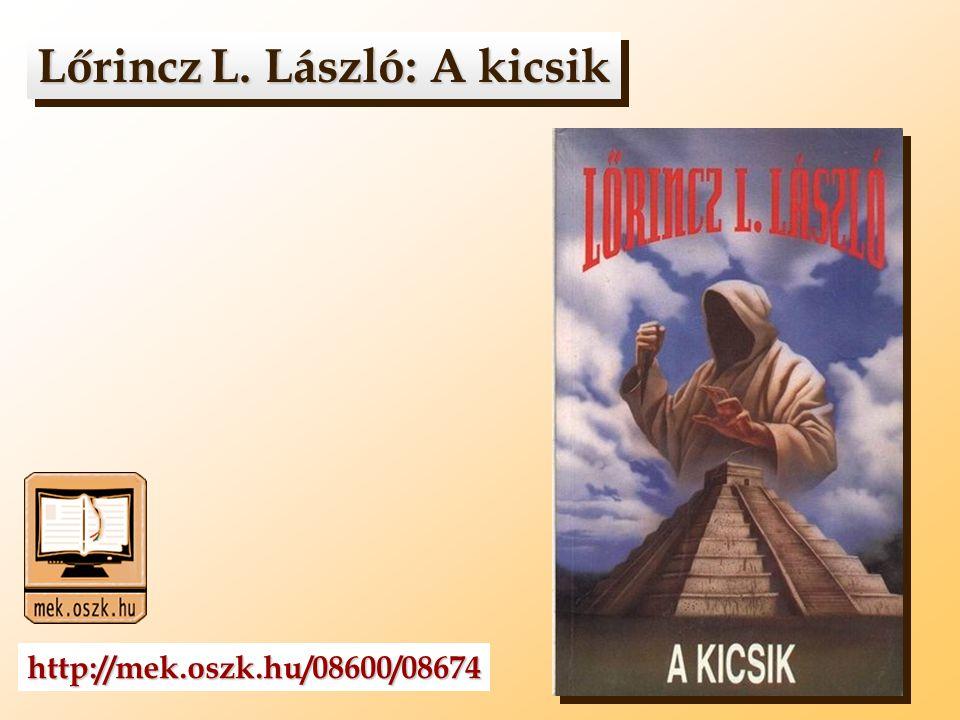 Lőrincz L. László: A kicsik