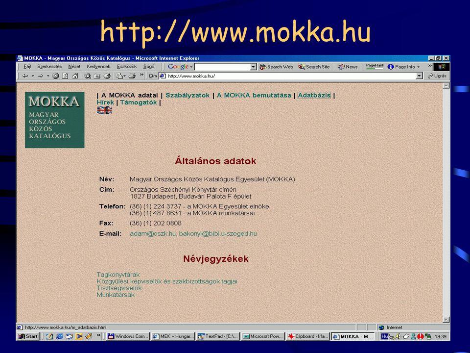 http://www.mokka.hu