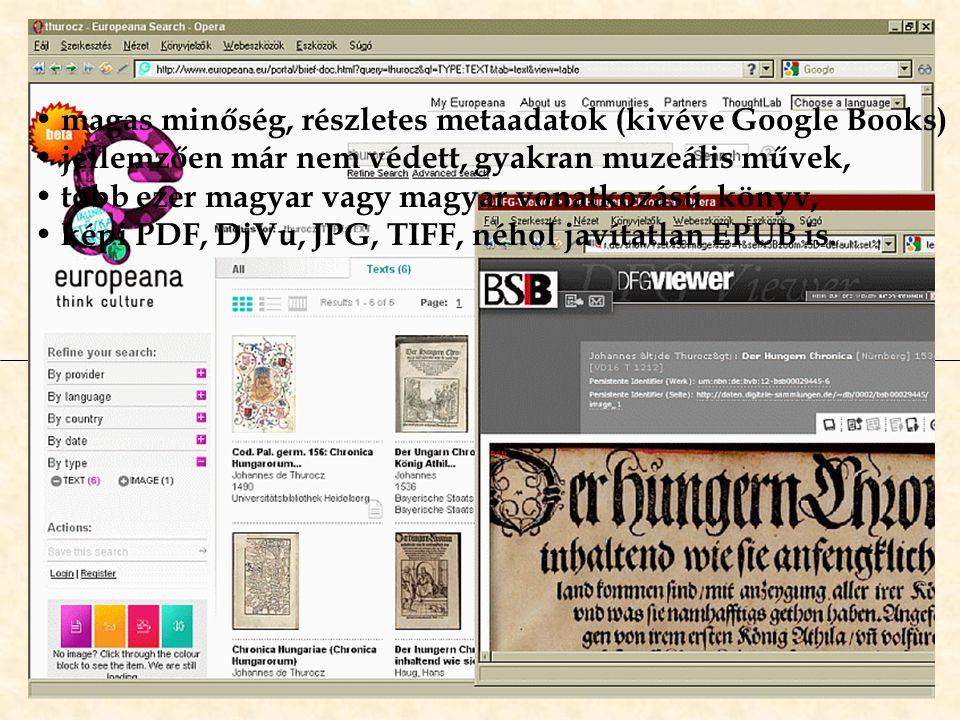 Külföldi gigaprojektek magyar anyaga