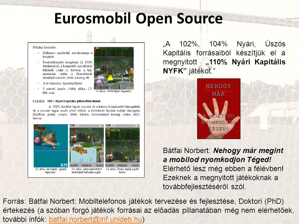 Eurosmobil Open Source