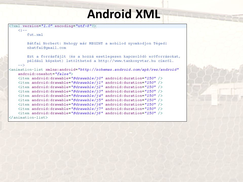 Android XML