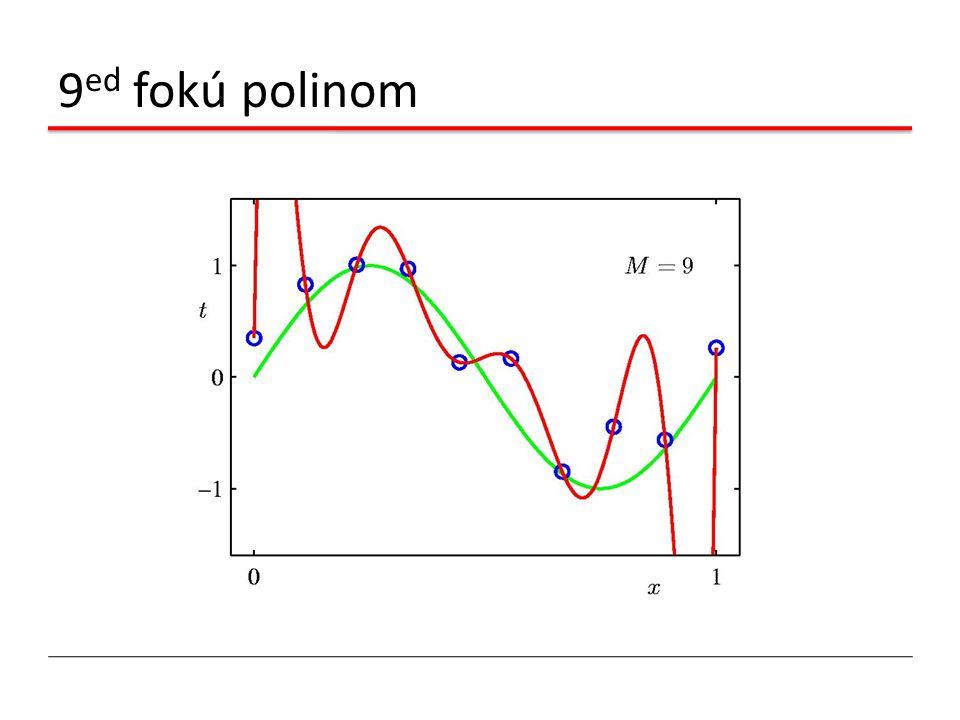 9ed fokú polinom