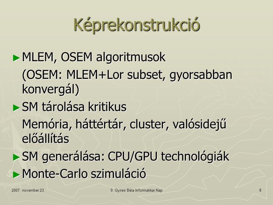 9. Gyires Béla Informatikai Nap