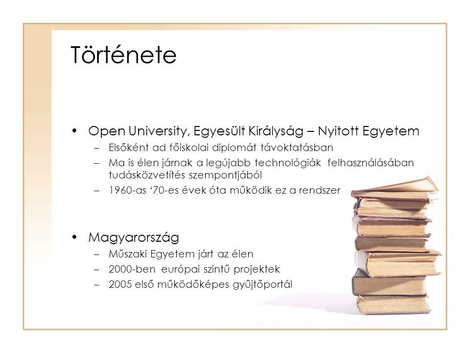 Története Open University, Egyesült Királyság – Nyitott Egyetem