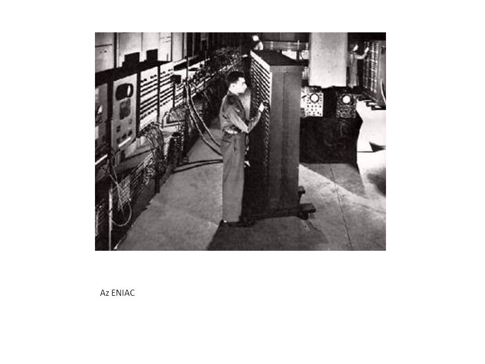 Az ENIAC