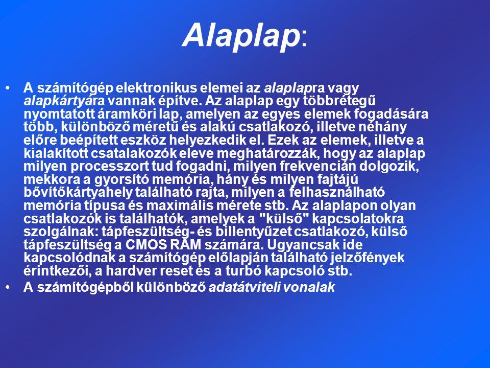 Alaplap: