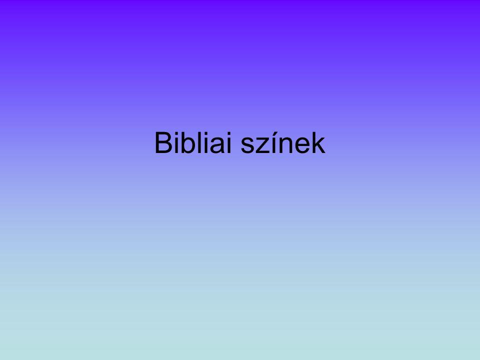 Bibliai színek