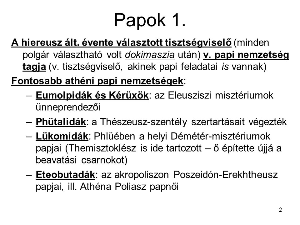 Papok 1.