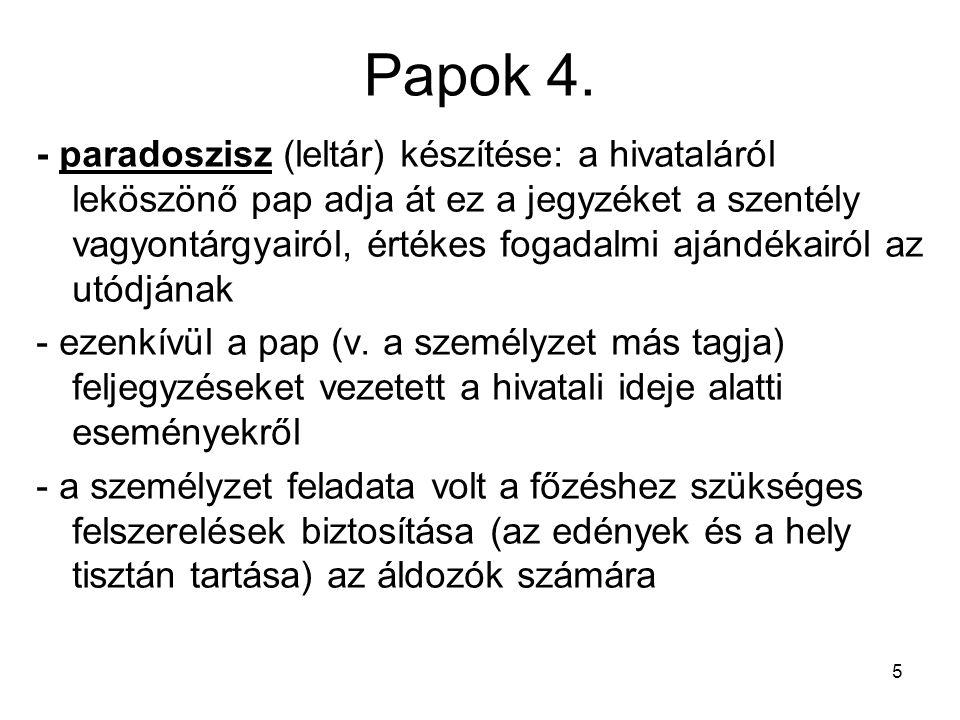 Papok 4.