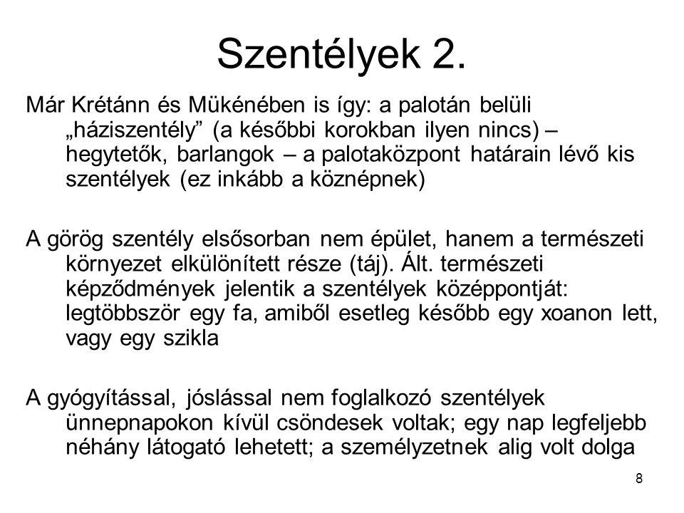 Szentélyek 2.