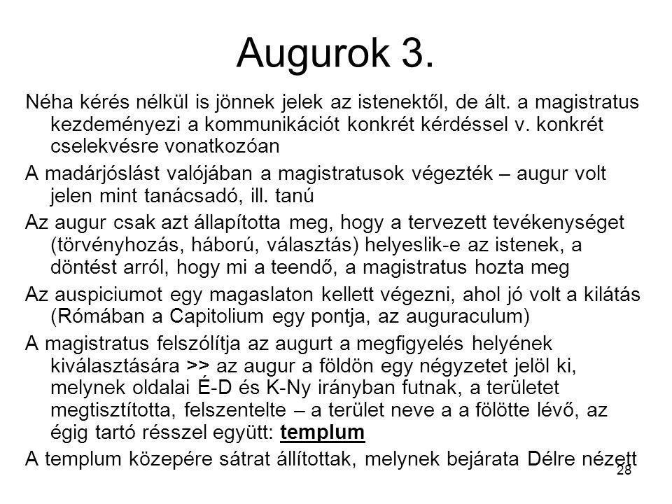 Augurok 3.