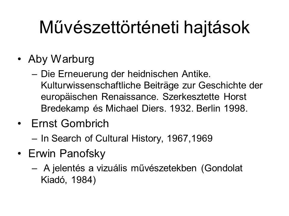 Művészettörténeti hajtások