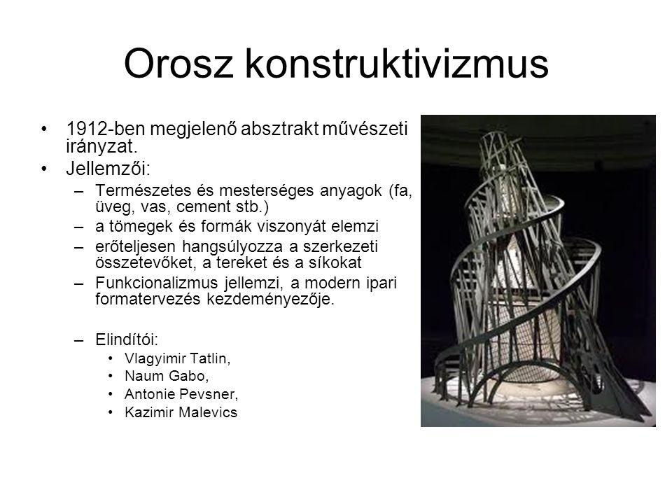 Orosz konstruktivizmus