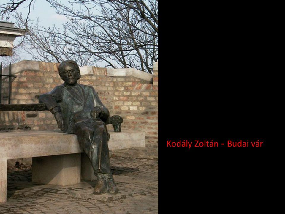 Kodály Zoltán - Budai vár