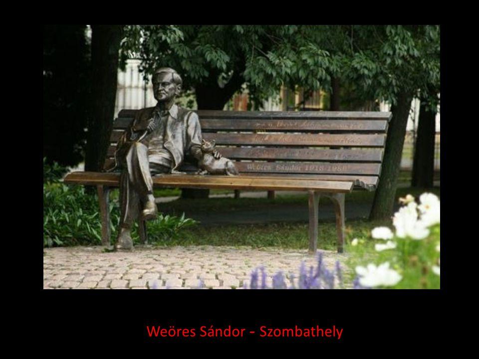 Weöres Sándor - Szombathely