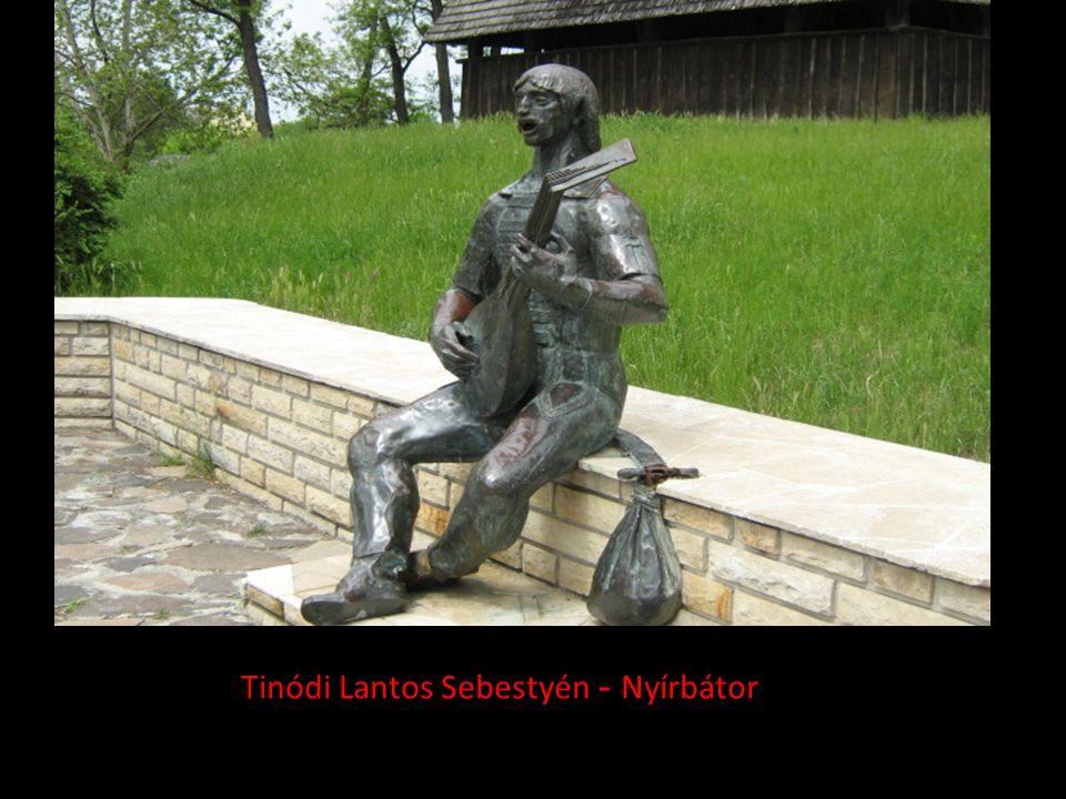 Tinódi Lantos Sebestyén - Nyírbátor