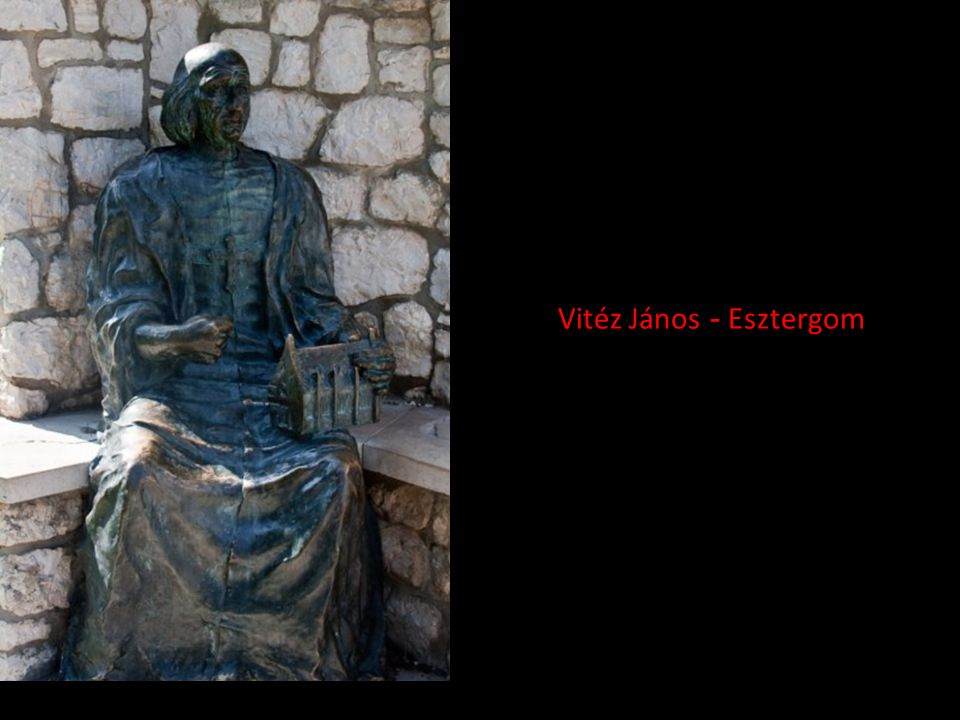 Vitéz János - Esztergom