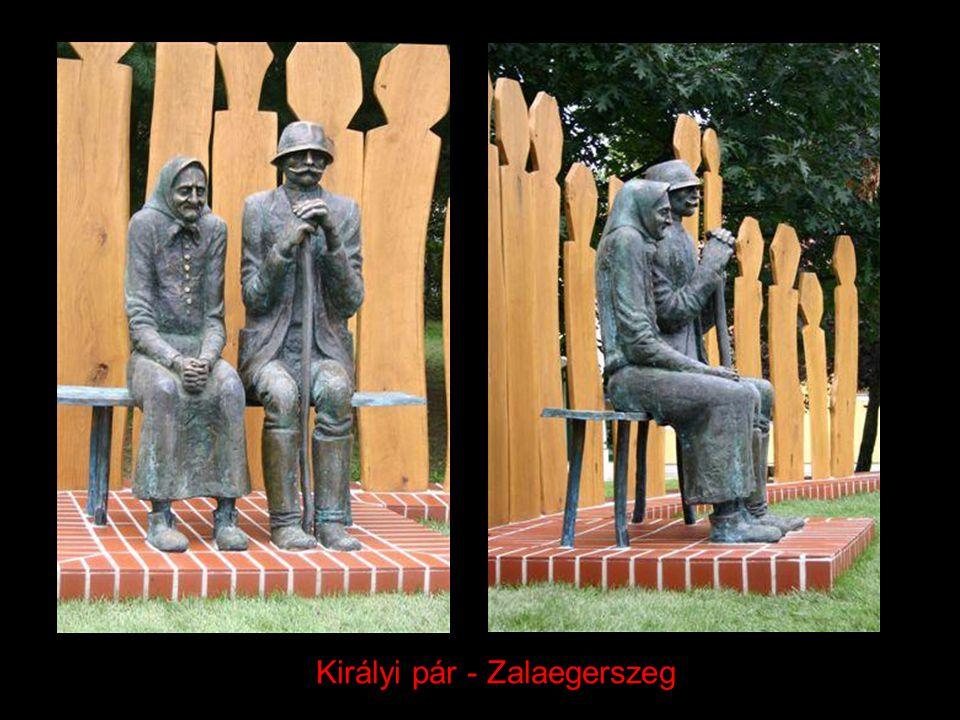 Királyi pár - Zalaegerszeg