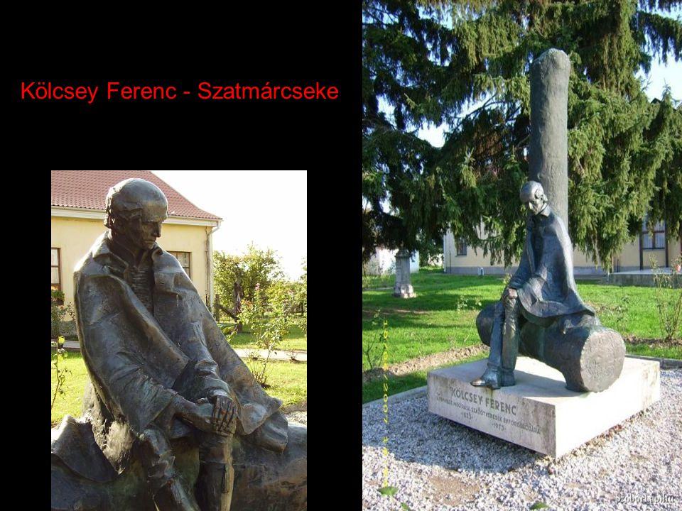 Kölcsey Ferenc - Szatmárcseke