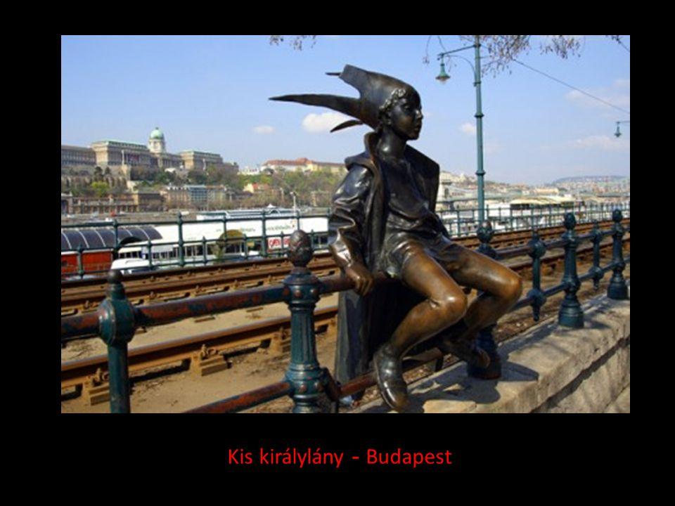 Kis királylány - Budapest