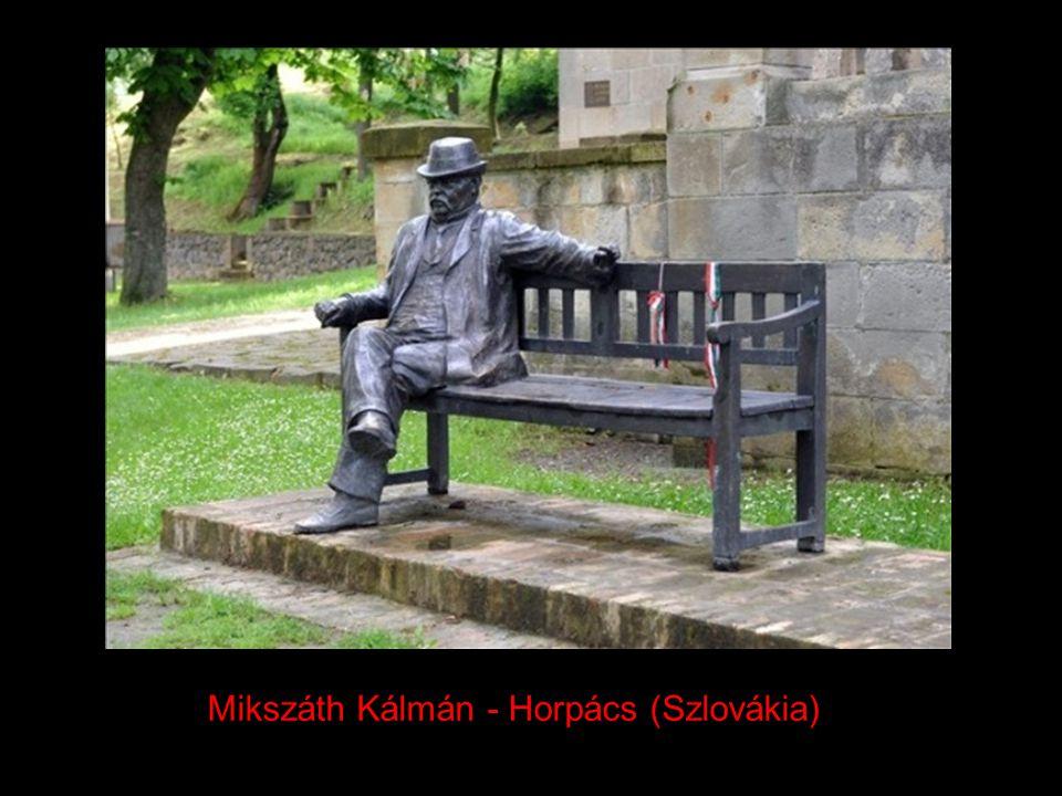 Mikszáth Kálmán - Horpács (Szlovákia)