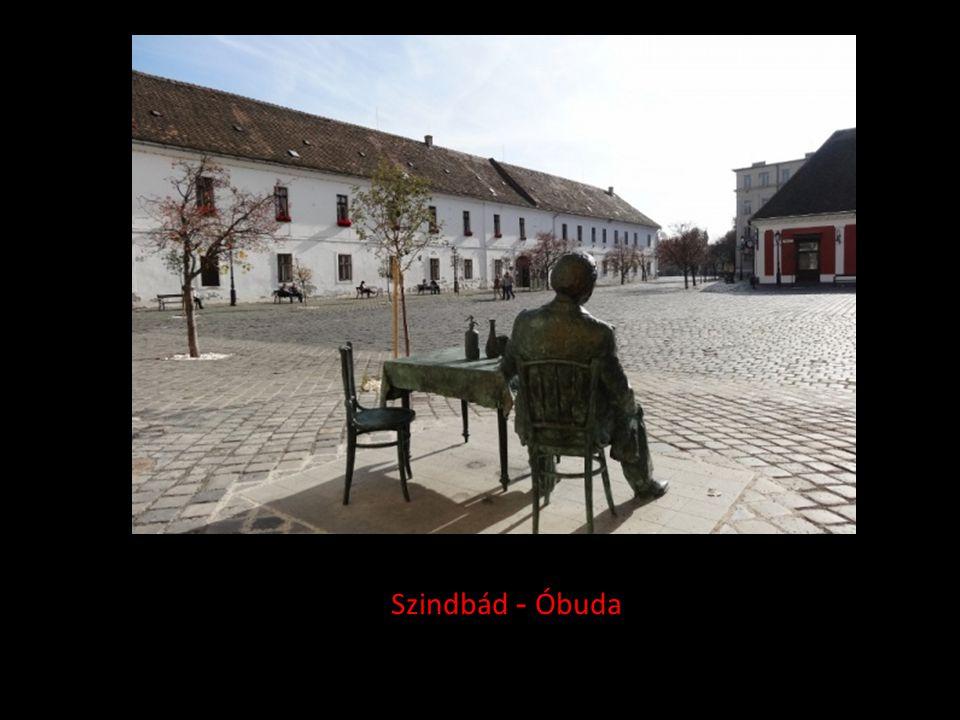 Szindbád - Óbuda