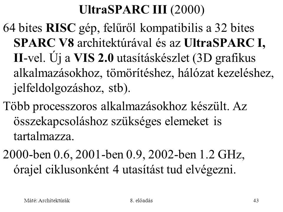 UltraSPARC III (2000)