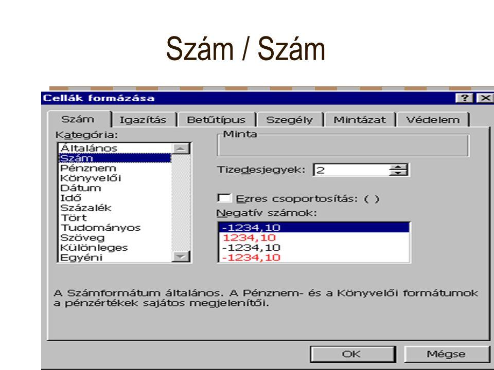 Szám / Szám