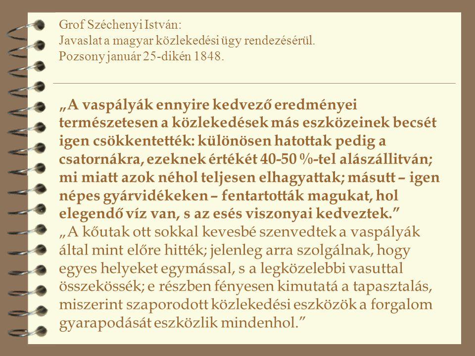 Grof Széchenyi István: