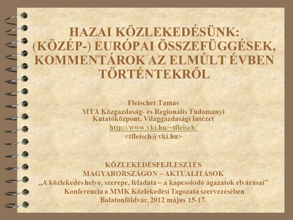 <tfleisch@vki.hu> Balatonföldvár, 2012 május 15-17.