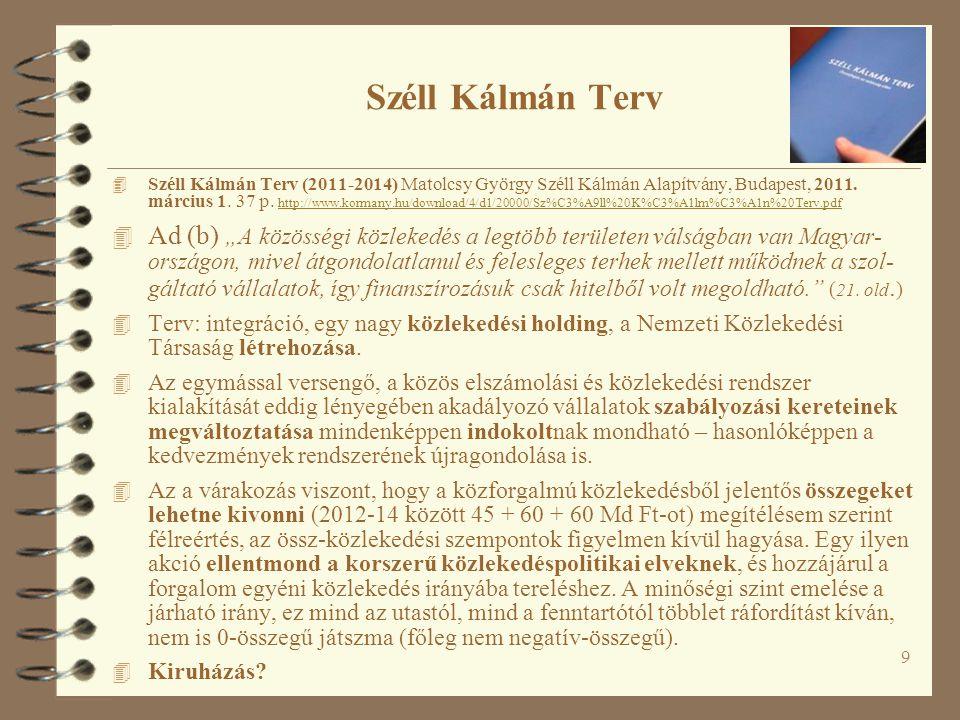 Széll Kálmán Terv