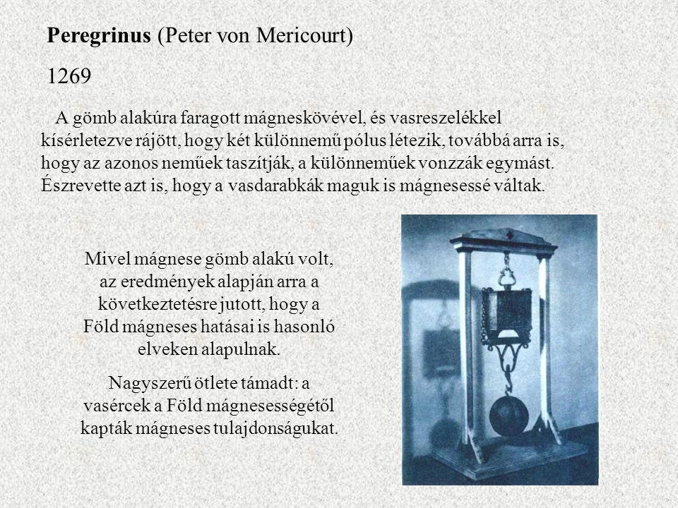 Peregrinus (Peter von Mericourt) 1269